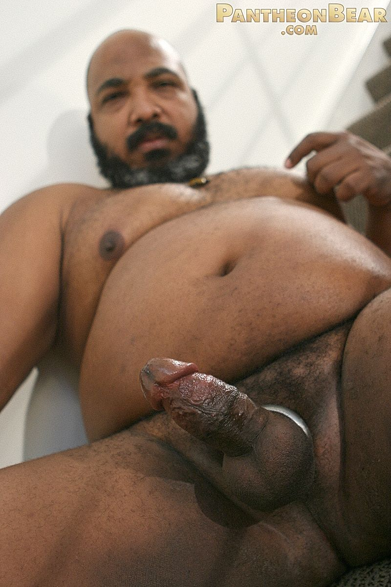 from Zaiden fat black gay man